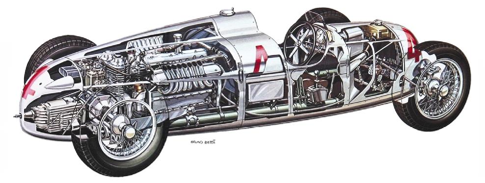 Auto Union Type C 1