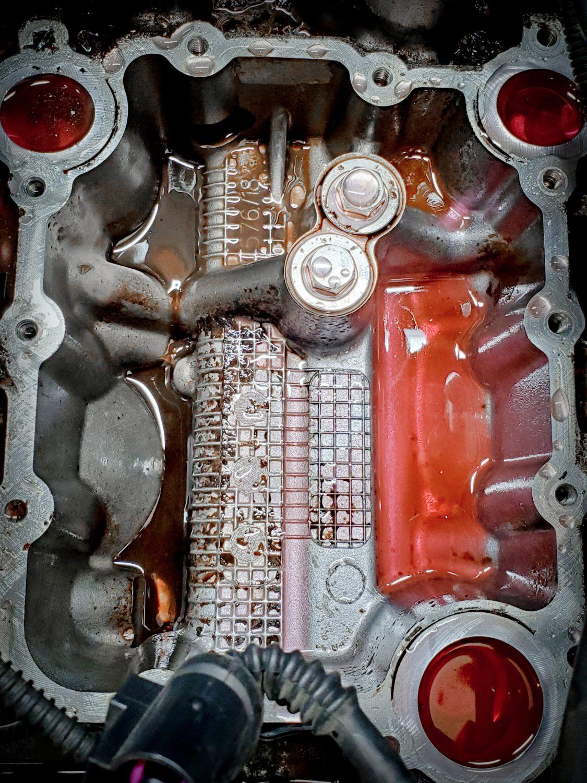 Audi S4 3.0t PCV Coolant Leak W/ Carbon Cleaning